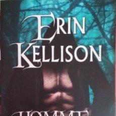 Libros: LIBRO L'HOMME DE LOMBRE - ERIN KELLISON. Lote 206309036
