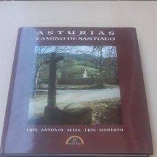Libros: ASTURIAS EN EL CAMINO DE SANTIAGO - LUIS ANTONIO ALIAS. Lote 206338703