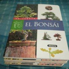 Libros: LOTE DE 5 LIBROS, TU JARDÍN, SUSAETA. Lote 206361457