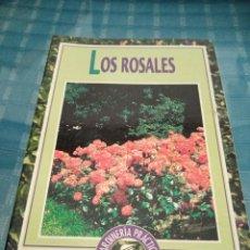 Libros: LOTE DE 4 LIBROS, JARDINERÍA PRÁCTICA. Lote 206362276