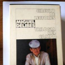Libros: TRILOGÍA DEL CAMPO. Lote 206573902