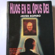 Libros: HIJOS EN EL OPUS DEI. Lote 206576996