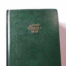 Libros: PREMIOS PLANETA. Lote 206580085