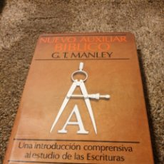 Libros: LIBRO NUEVO AUXILIAR BÍBLICO. Lote 206589018