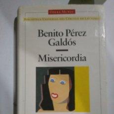 Libros: MISERICORDIA. Lote 206590140