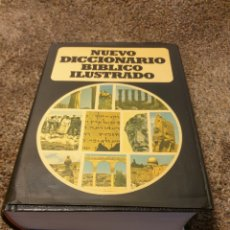 Libros: LIBRO NUEVO DICTIONARIO BIBLICO ILUSTRADO. Lote 206590270