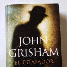 Libros: EL ESTAFADOR. Lote 206590548