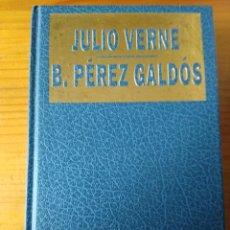 Libros: JULIO VERNE B.PEREZ GALDÓS. Lote 207025782