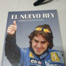 Libros: LIBRO FERNANDO ALONSO. Lote 207213105