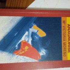 Libros: ANAGNORISE. Lote 207246418