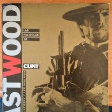 Libros: LAS PELICULAS DE CLINT EASTWOOD. Lote 208792887
