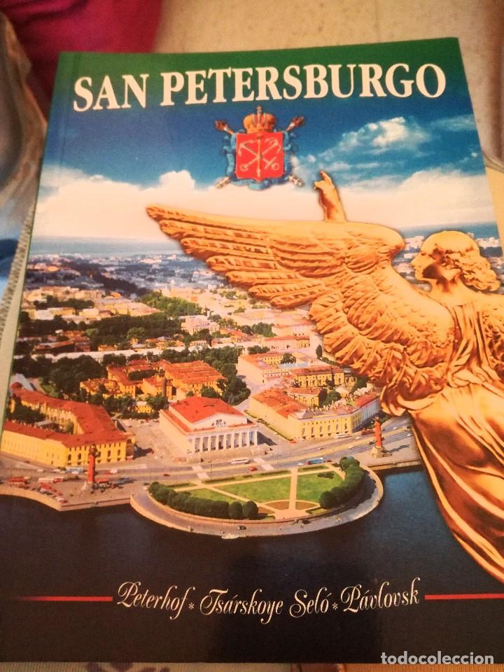 SAN PETERSBURGO Y SUS ALREDEDORES DE M. ALBEDIL (Libros nuevos sin clasificar)