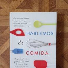 Libros: DIANNE JACOB - HABLEMOS DE COMIDA. Lote 209196361