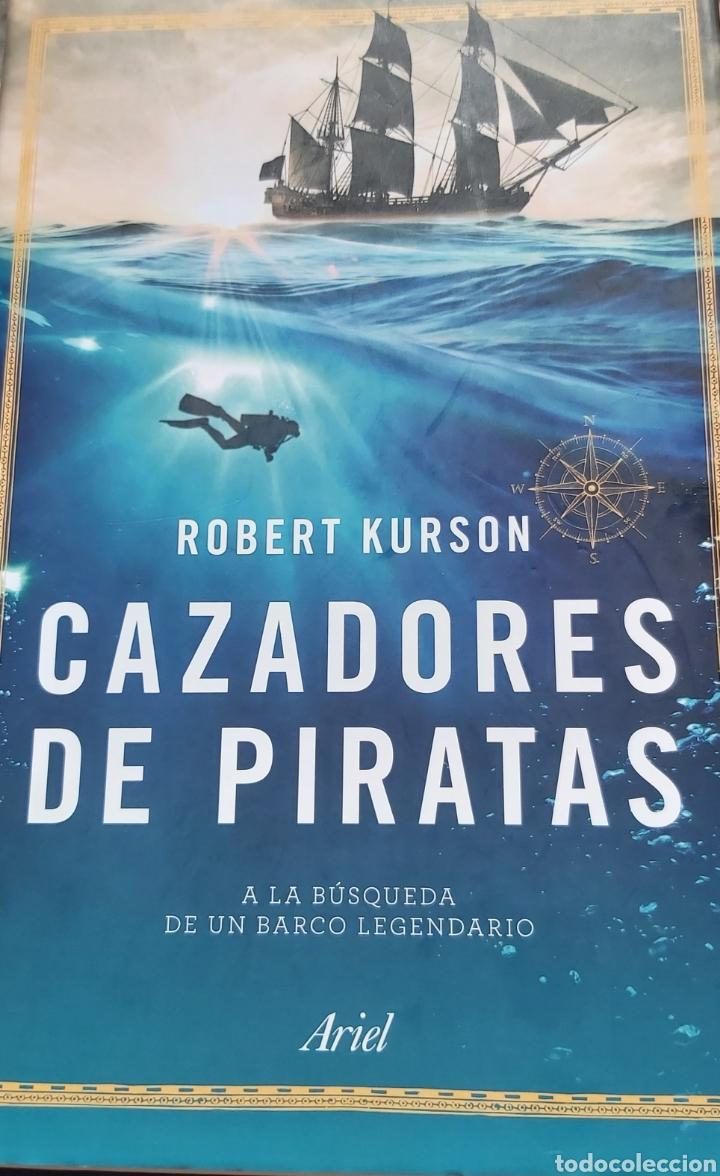 CAZADORES DE PIRATAS KURSON ARIEL 2016 (Libros nuevos sin clasificar)