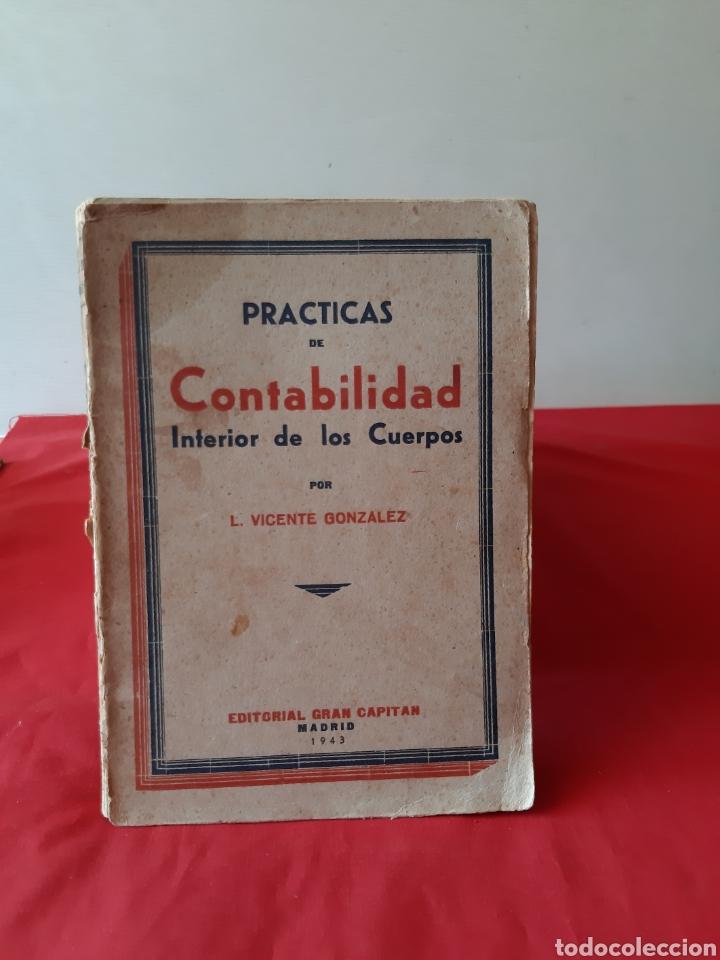 LIBRO PRÁCTICAS DE CONTABILIDAD DE LOS CUERPOS (Libros nuevos sin clasificar)