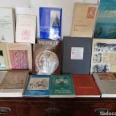 Libros: LOTE DE LIBROS DE VALENCIA. Lote 210563655