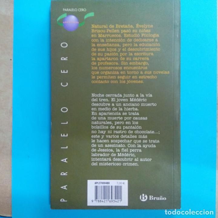 Libros: LIBRO - VENENO Y CHOCOLATE - EVELYNE BRISOU-PELLÉN - BRUÑO - NUEVO - Foto 2 - 212531323