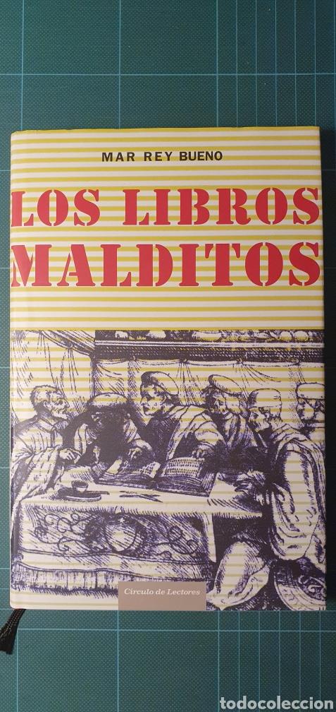 LOS LIBROS MALDITOS - MAR REY BUENO (Libros nuevos sin clasificar)