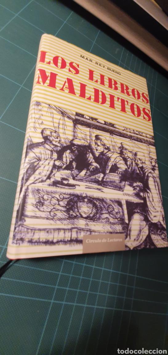 Libros: LOS LIBROS MALDITOS - Mar Rey Bueno - Foto 2 - 212557568