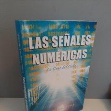 Libros: LAS SEÑALES NUMERICAS, LA GUIA DEL CIELO, YASMINA LOPEZ, NUMEROLOGIA / NUMEROLOGY, FIRMADO, 2020. Lote 212761401