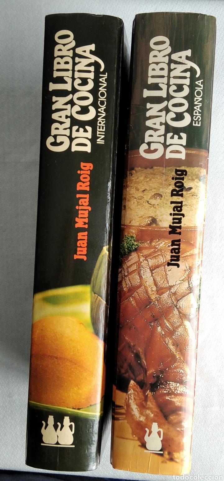 GRANDES LIBROS DE COCINA, ESPAÑOLA E INTERNACIONAL DEL AÑO 1978. (Libros nuevos sin clasificar)