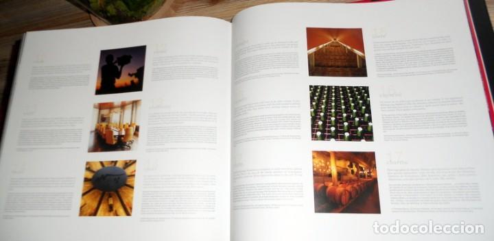 Libros: BONITO PRECIOSO LIBRO LUJOSO EDITADO 2009 25 ANIVERSARIO DENOMINACIÓN ORIGEN SOMONTANO VINO HUESCA - Foto 8 - 213283162