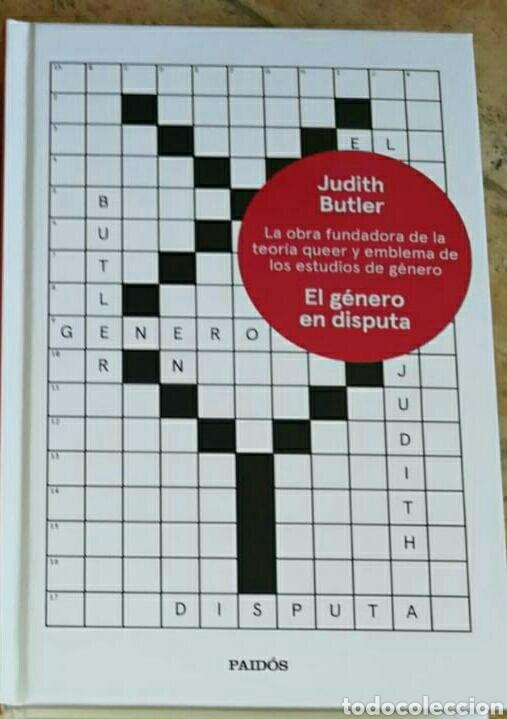 EL GENERO EN DISPUTA JUDITH BUTLER. PAIDOS. LIBRO NUEVO (Libros nuevos sin clasificar)