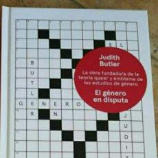 Libros: EL GENERO EN DISPUTA JUDITH BUTLER. PAIDOS. LIBRO NUEVO. Lote 213509292