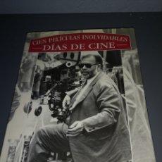 Libros: TRT4. A. LIBRO. CIEN PELICULAS INOLVIDABLES. DÍAS DE CINE. Lote 213796280