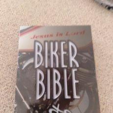 Libros: BIKER BIBLE. Lote 213831907
