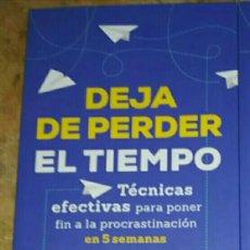 Libros: DEJA DE PERDER EL TIEMPO GARLAND COULSON. Lote 213992832