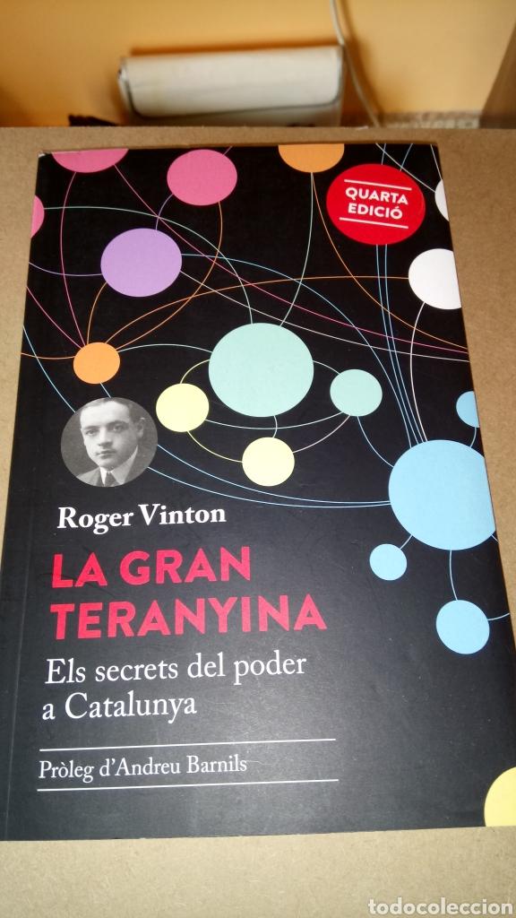 LIBRO LA GRAN TERANYINA. ROGER VINTON. EDITORIAL DEL PERISCOPI. AÑO 2017. (Libros nuevos sin clasificar)