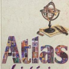 Libros: ATLAS HISTÓRICO UNIVERSAL Y DE ESPAÑA. REF.AX547. Lote 214178638