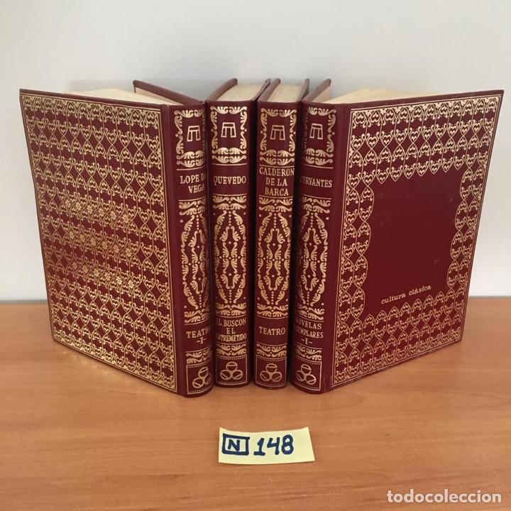 LOTE DE LIBROS (Libros nuevos sin clasificar)