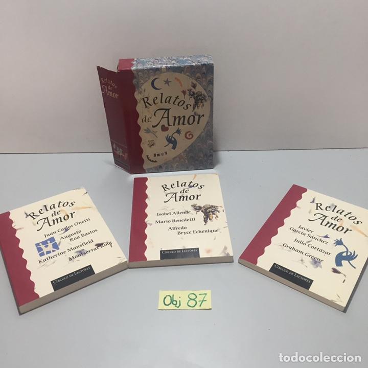 RELATOS DE AMOR (Libros nuevos sin clasificar)