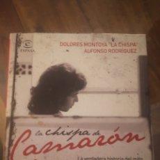 Libros: LA CHISPA DE CAMARÓN. Lote 214405721