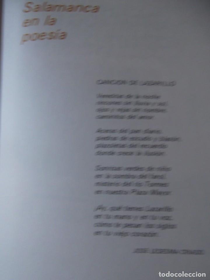 Libros: Salamanca ! Guía informativa comercial turística 1985 . Libro - Foto 7 - 214428032