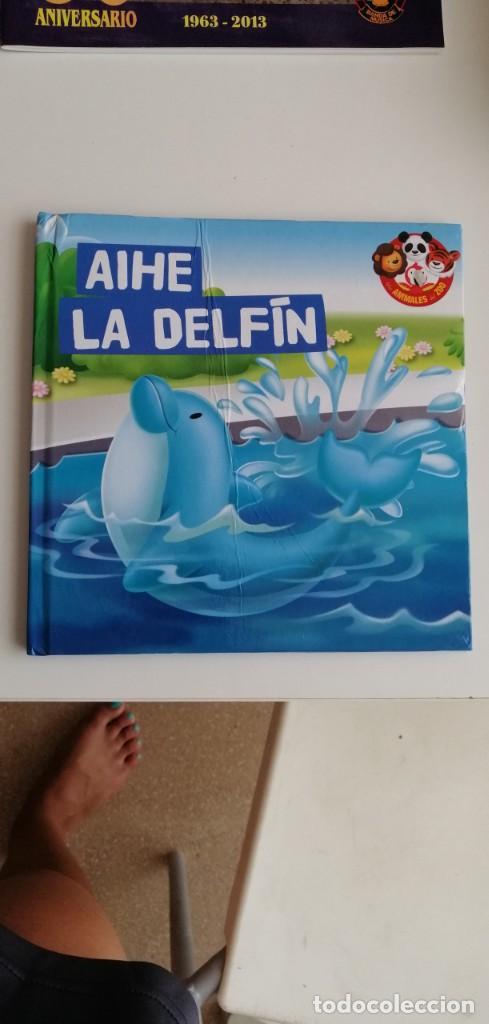 G-33 MIS AZIMALES DEL ZOO AIHE LA DELFIN (Libros nuevos sin clasificar)