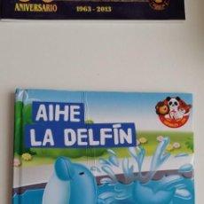Libros: G-33 MIS AZIMALES DEL ZOO AIHE LA DELFIN. Lote 215655925