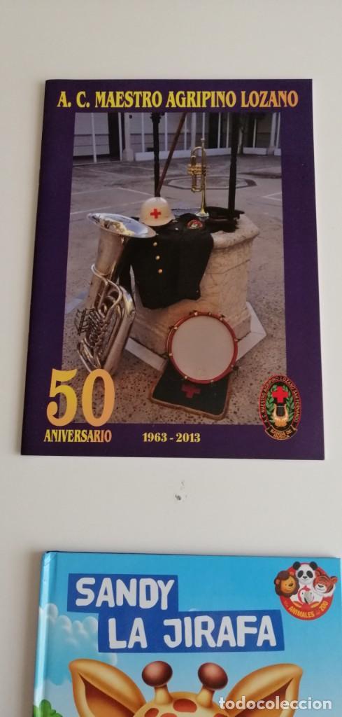 G-33 REVITA A.C. MAESTRO AGRIPINO LOZANO 50 ANIVERSARIO 1963-2013 (Libros nuevos sin clasificar)