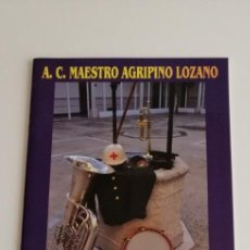 Libros: G-33 REVITA A.C. MAESTRO AGRIPINO LOZANO 50 ANIVERSARIO 1963-2013. Lote 215656158