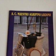 Libros: G-33 REVITA A.C. MAESTRO AGRIPINO LOZANO 50 ANIVERSARIO 1963-2013. Lote 215656228
