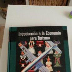 Libros: G-33 LIBRO INTRODUCCION A LA ECONOMIA PARA TURISMO RAFAEL CASTEJON Y ESTHER MENDEZ. Lote 215657038