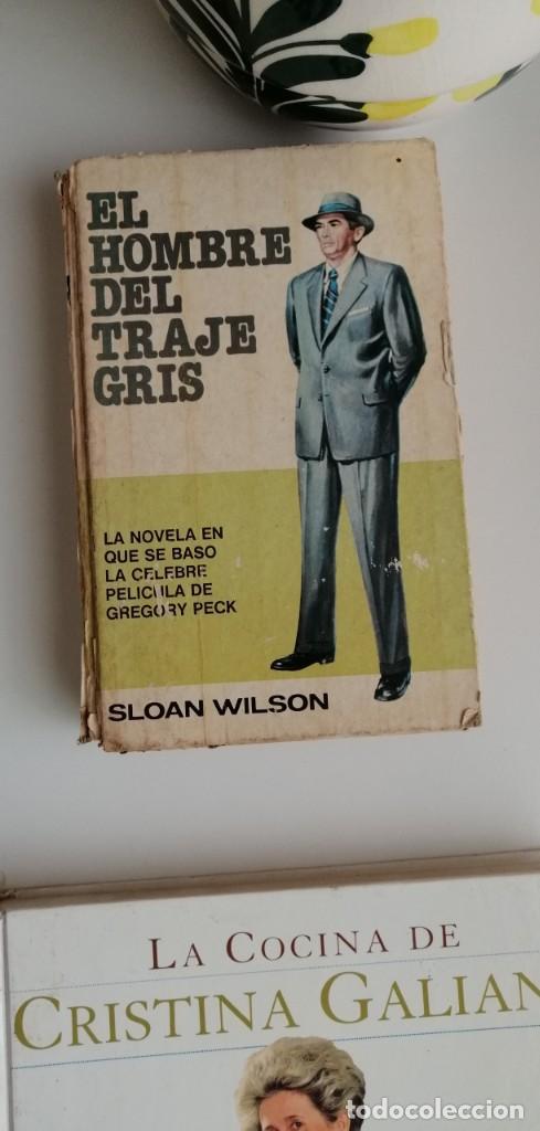 G-33 LIBRO EL HOMBRE DEL TRAJE GRIS SLOAN WILSON (Libros nuevos sin clasificar)