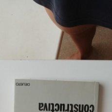 Libros: G-33 LIBRO COMO DIALOGAR DE FORMA CONSTRUCTIVA BIBLIOTECA DEUSTO. Lote 215660953