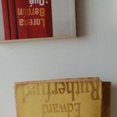 Libros: G-33 LIBRO SARUM THE EPIC BESTSELLER EDWARD RUTHERFURD. Lote 215662101