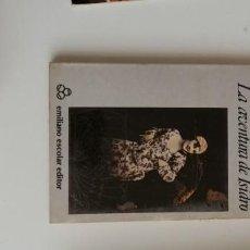 Libros: G-33 LIBRO EMILIA PARDO BAZAN LA AVENTURA DE ISIDRO. Lote 215662977