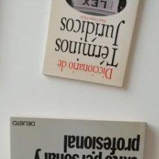 Libros: G-34 LIBRO COMO OBTENER Y MANTENER EL EXITO PERSONAL Y PROFESIONAL BIBLIOTECA DEUSTO. Lote 215664425