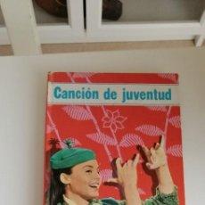 Libros: G-34 LIBRO CANCION DE JUVENTUD COLECCION CINEFA. Lote 215668500
