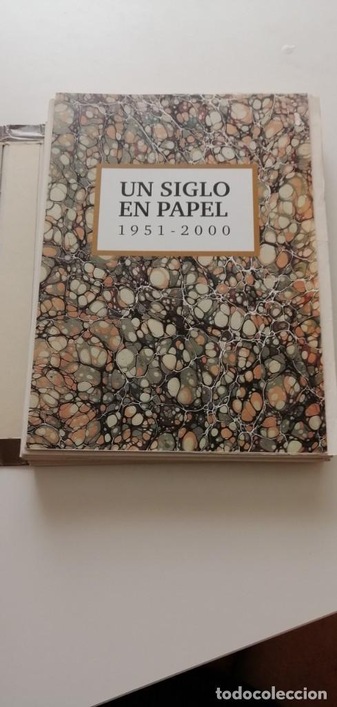 Libros: G-34 LIBRO DIARIO DE CADIZ UN SIGLO EN PAPEL 1901-2000 - Foto 2 - 215668732
